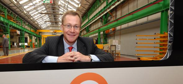Crossrail readies for business with Smith's appointment to head operations