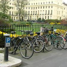 All-party group says more parking will boost cycling