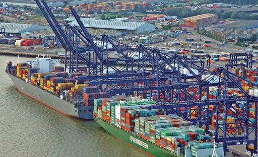 Port of Felixstowe: tolls could damage the port, says Suffolk