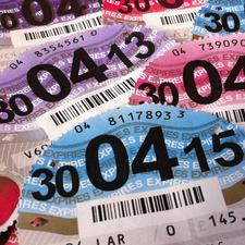 End of paper tax discs will push up evasion, warns RAC