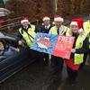 APCOA staff promote free parking in St Helens