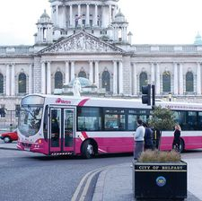 Private sector operators will be able to provide services in addition to Ulsterbus under the plans