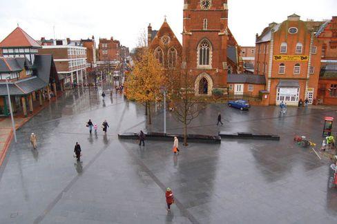 Acton Town Square Ealing