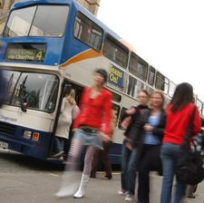 More people are using Stagecoach