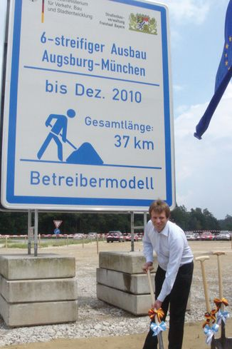 Steer Davies Gleave analyses future of tolled lorry traffic on key German motorway