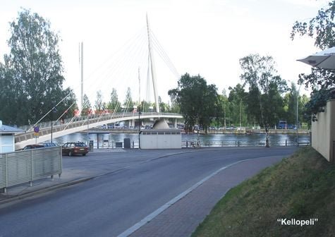 WSP to design Finnish cycling bridge