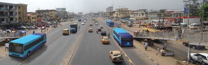 Advocating bus rapid transit or Nigerias biggest city
