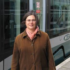 Nottingham's transport portfolio holder councillor Jane Urquhart