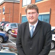 John Dowson, head of policy and representation at Derbyshire and Nottinghamshire Chamber of Commerce