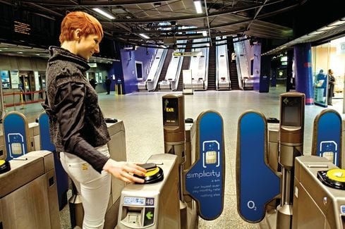 TfL tests expansion of Oystercard to include mobile phone use as well as cashless payments