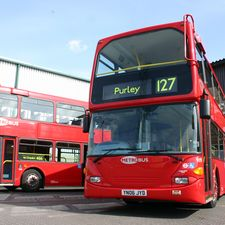 Metrobus captured the top spot in TfL operator performance league