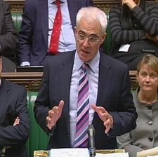 Darling announces his Pre-Budget Report in the Commons. Operators are angry at increases in fuel duty