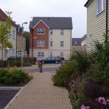 Kent's Bob White contrasts well-designed parking provision in a new housing development