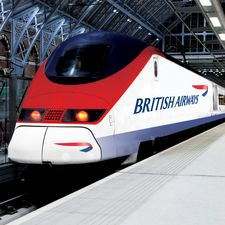 Could plans for a new high speed line see British Airways hit the rails?