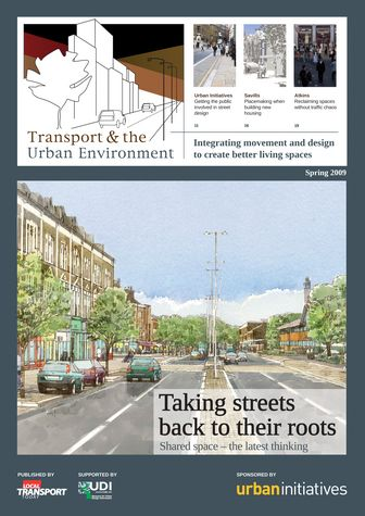 Transport's place in urban realm showcased