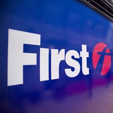 Downturn: First Great Western has been running at 6% below budget