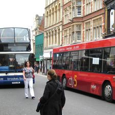 Queen Street: bus stops to be removed and bus numbers to be cut