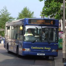 OFT Eastbourne referal met by disappointment from Stagecoach