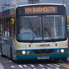 Malcolm Cowtan of Gwynedd Council believes real-time information is essential on infrequent services such as the X94 service between Chester and Barmouth
