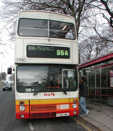 First Group to axe West Yorkshire buses
