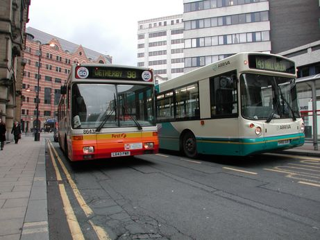 First and Metro reverse decision to axe Leeds buses