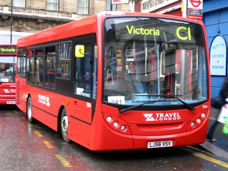 National Express to sell London buses to NedRailways for £32m