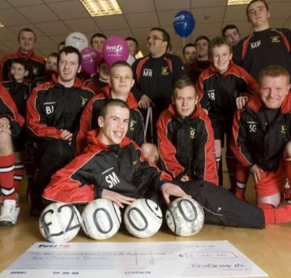 First Group funds footie talent