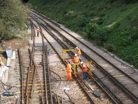 Network Rail shelves quarter of track renewals