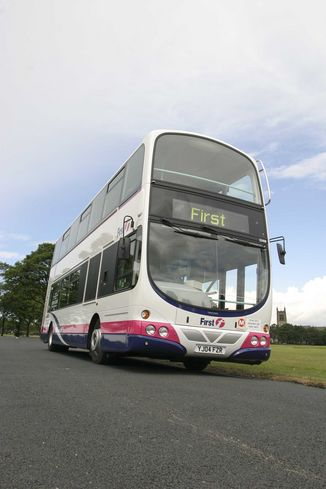 First plans 4% bus cut in West Yorks