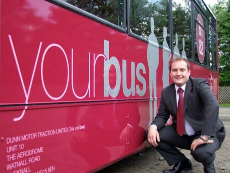 Here comes yourbus - a Dunn deal