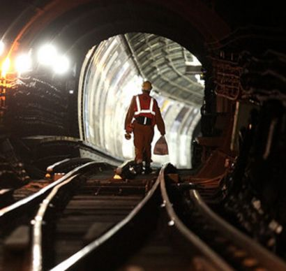 Tube Lines/TfL row rocks £30bn LU improvement