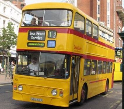 BlogWatch: Classic Yellow Buses to cease