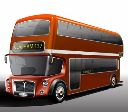 TfL takes forward next generation Routemaster