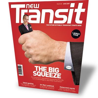 New Transit coming 23rd June