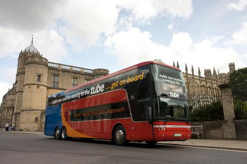 Stagecoach invests £9m in green coach fleet