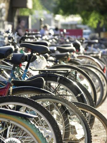 Bike Sharing – a very real form of public transport that is winning a strong public response