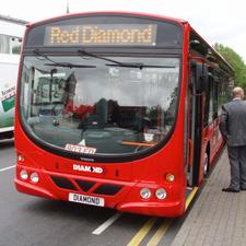 Red Diamond services will be launched in Worcester following contract wins