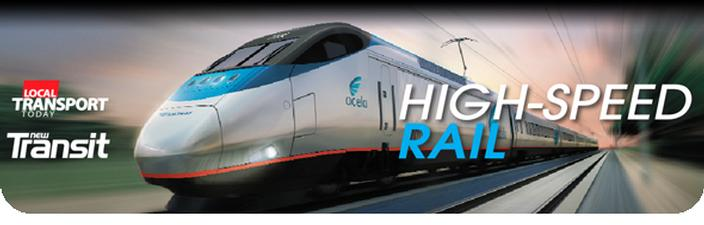 High Speed Rail 2009 Supplement