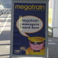 There are now 11,000 Megatrain seats a week between London and Southampton/Portsmouth