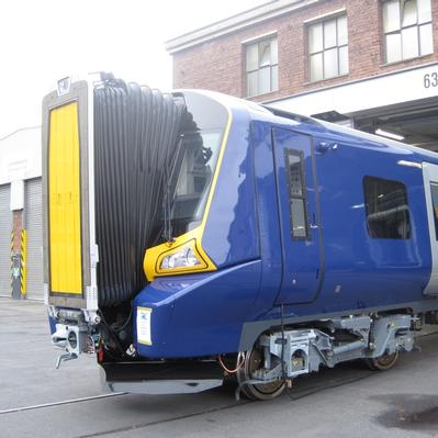 ScotRail plans rolling stock cascade with new Transport Scot