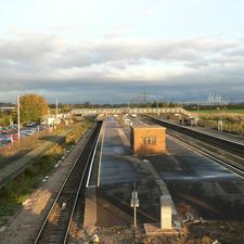 Severn Tunnel Junction had the lowest user satisfaction score of the stations in the survey
