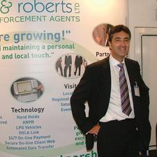 Ray Hatchard of Ross & Roberts