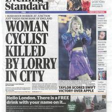 "Cyclists wearing headcams ""are vigilantes in Lycra"", says Daily Mail"