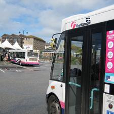 Cornwall poised to become first rural council to franchise buses