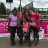 Creative Parking team takes part on muddy run for charity