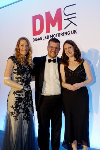 NCP named best parking operator at Disabled Motoring UK Awards