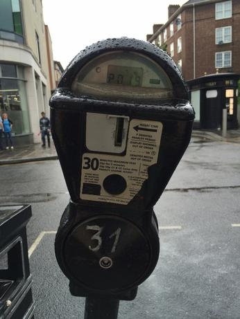 Time's running out for Greenwich's lollipop meters