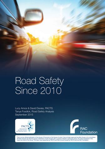 "Declining road safety record blamed on ""lack of central focus"""