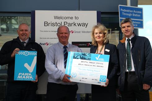 APCOA picks up nine new rail Park Marks