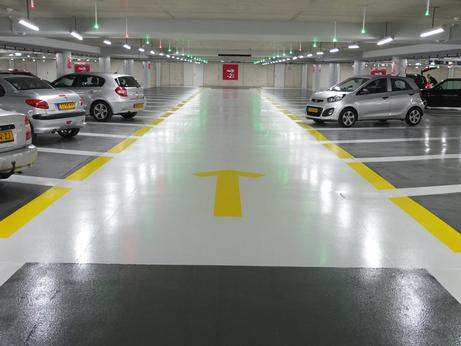 Dutch underground site is named Europe's best car park